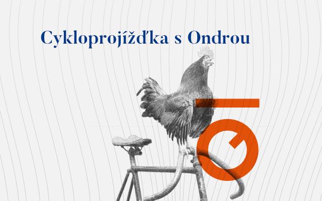Cykloprojížďka s Ondrou