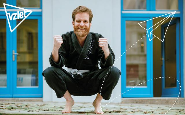 Jiu-Jitsu pro děti s Honzou Macolou