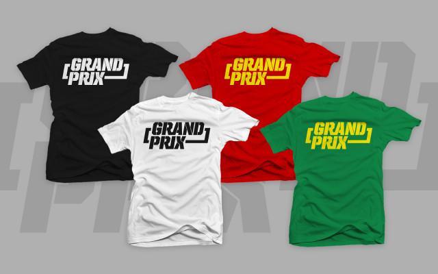 Tričko Grand Prix