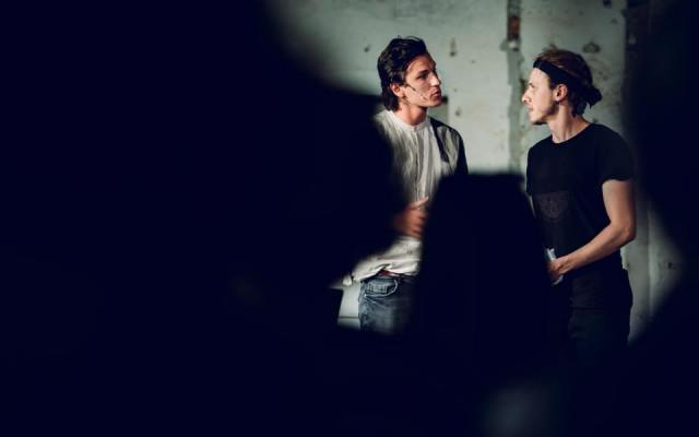 Podpořme realizaci živého přenosu herecko-improvizačního projektu Impra #kulturažije