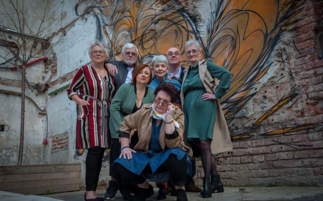 Život seniorům