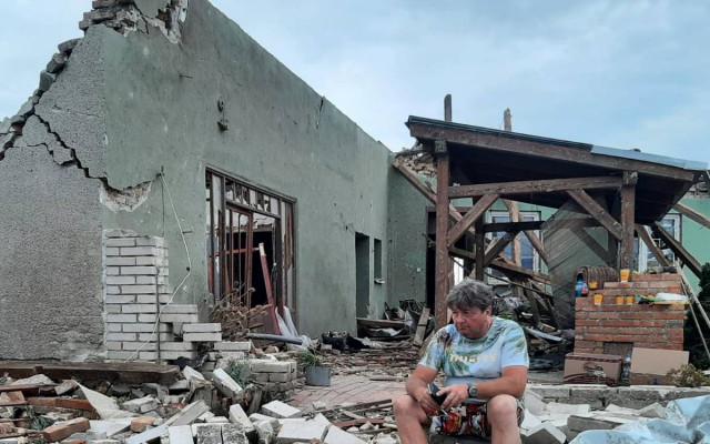 Pomohli jste rodině Belkových, které zasáhlo tornádo