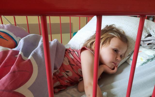 Pomoc pro Nikolku s leukemií, aby mohla dojíždět k lékařům