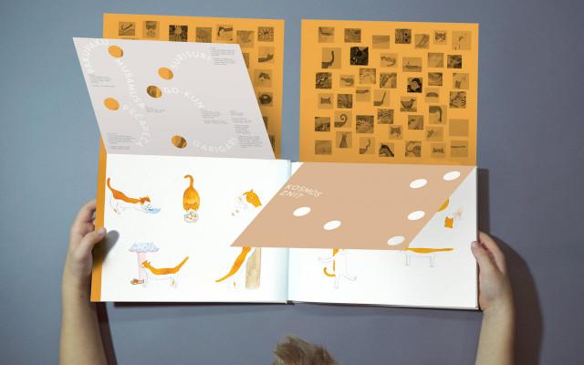 Kniha JAK ZNÍ SVĚT - s věnováním a obrázkem