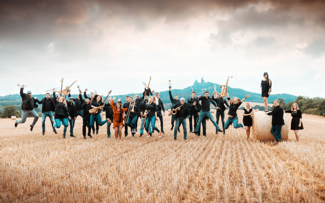 Podpořme společně Big'O'Band Marka Ottla a kulturu vLibereckém kraji #kulturažije