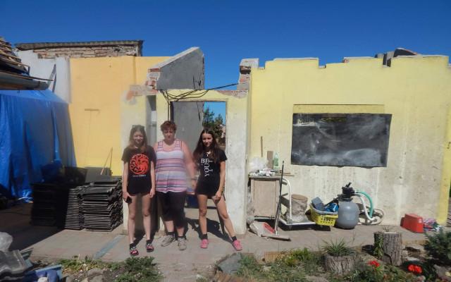 Pomohli jste rodině Písečných z Moravské Nové Vsi, které zasáhlo tornádo