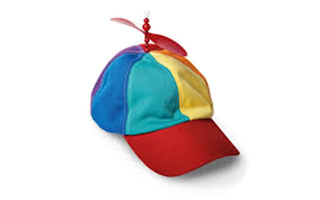 Tomášova blbečkovská čepice