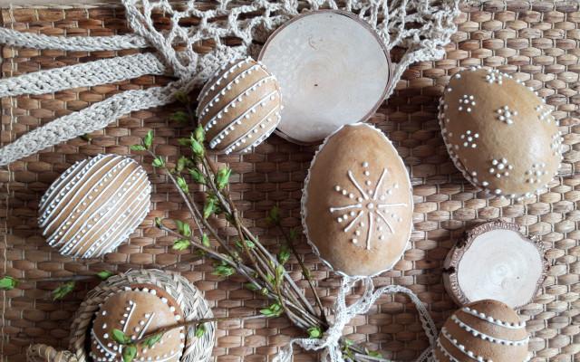 Vajíčka s poselstvím