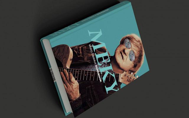 Songbook - kniha textů a akordů všech písní MŽ s podpisem