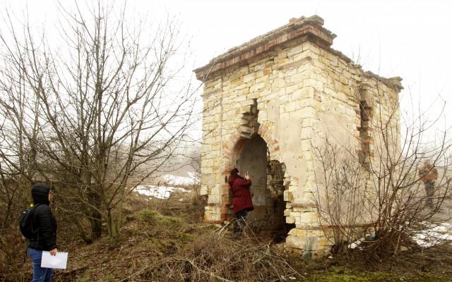 Záchrana kaple Panny Marie Pomocné