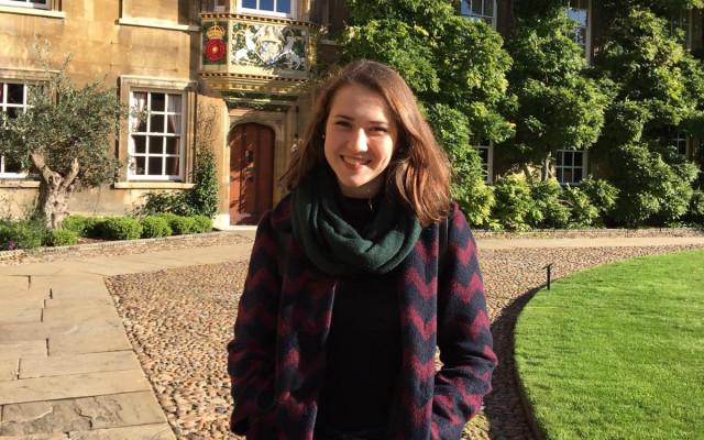 Pomozme psycholožce Marii vystudovat magistra na Oxfordu