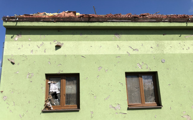 Pomohli jste rodině Prušanských, kterou zasáhlo tornádo