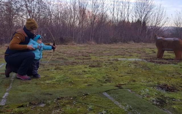 Rozvoj 3D lukostřelby a propojení dětí s přírodou na Valašsku