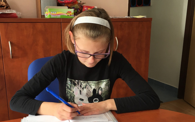 Pomozme zařídit doučování pro děti z Dětského domova Nechanice