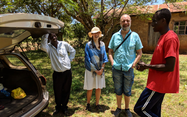Ubytování v Keni s průvodcem