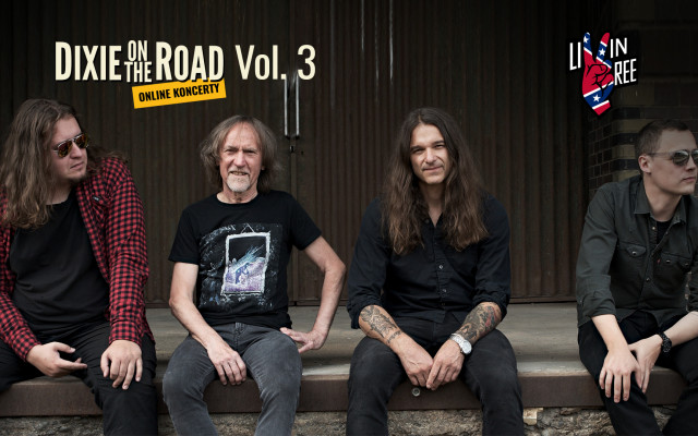 Dixie On The Road Vol.3: Livin Free
