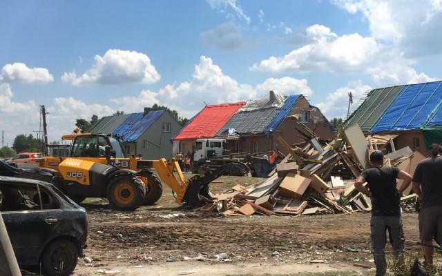 Pomohli jste vybudovat nový domov pro Antonína Kocha a jeho rodinu z Pánova
