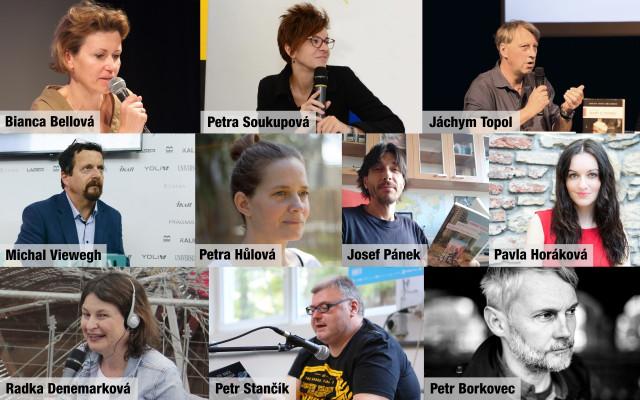 Podpořte českou literaturu aneb Svět knihy představuje české autory #kulturažije