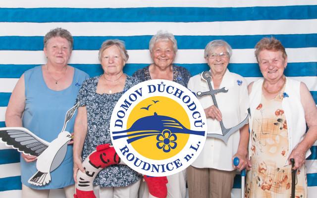 Pronájem Smybox pro Domov seniorů v Roudnici na Labem