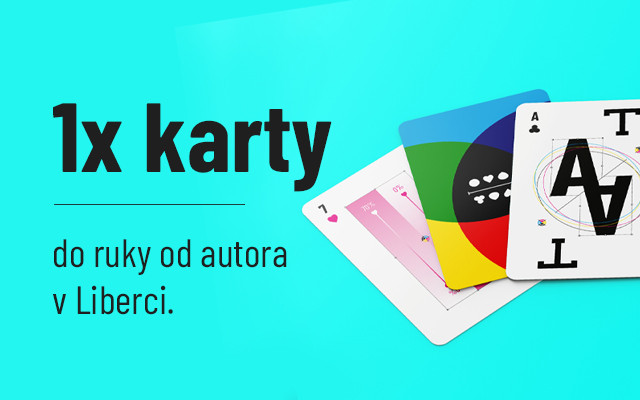 CMYK cards do ruky