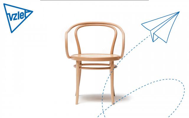 Adoptuj kavárenskou židli