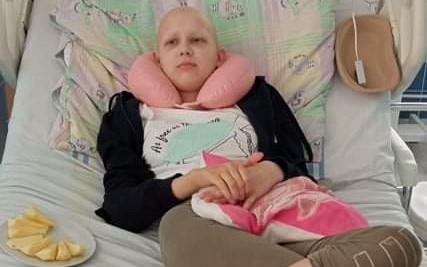 Pomohli jste Danielce v boji s rakovinou kosti