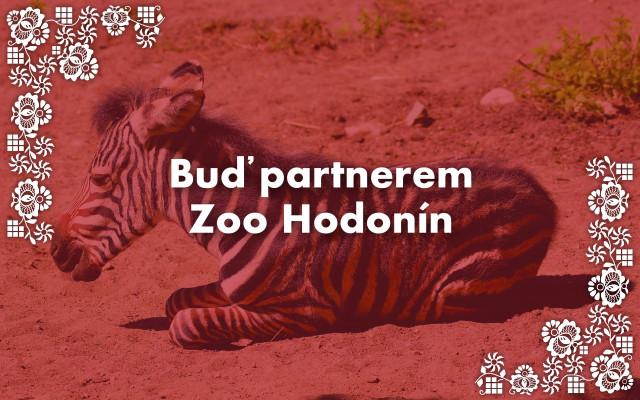 Buď partnerem Zoo Hodonín