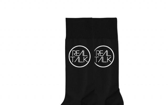 Ponožky Real Talk