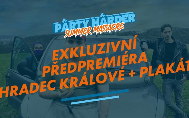 Exkluzivní předpremiéra Hradec Králové + plakát