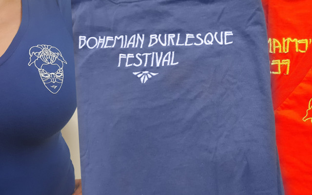 Festivalové bohémské tričko // Festival T-shirt