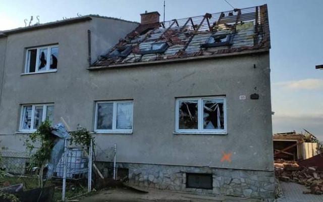 Tornádo nám vzalo domov a střechu nad hlavou