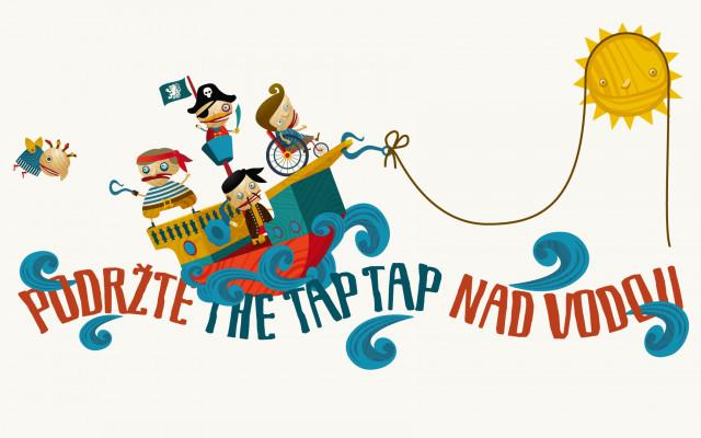 Podržte nás nad vodou - zachraňte Tap Tap