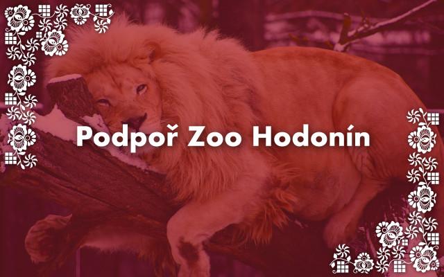 Podpoř Zoo Hodonín