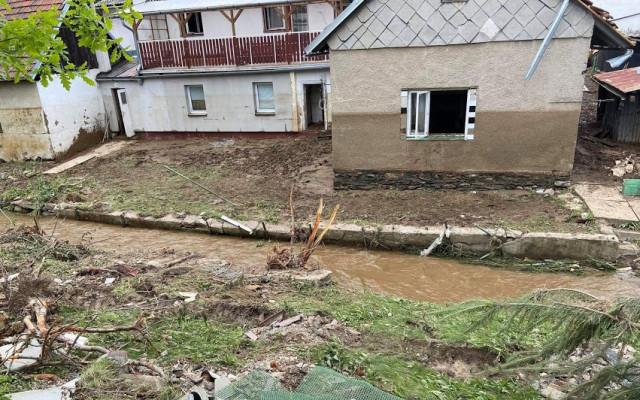 Pomozme lidem na Uničovsku, které zasáhla ničivá povodeň