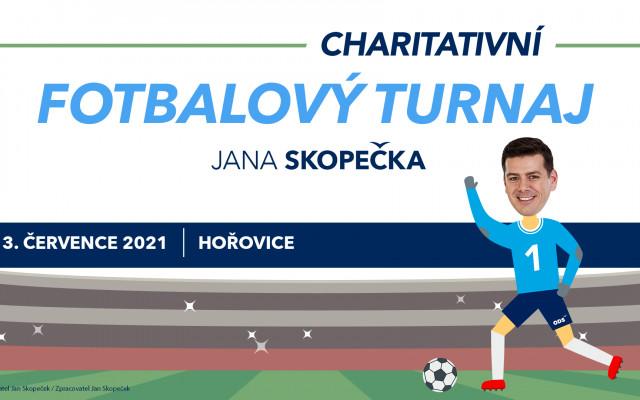 Charitativní turnaj Jana Skopečka v Hořovicích
