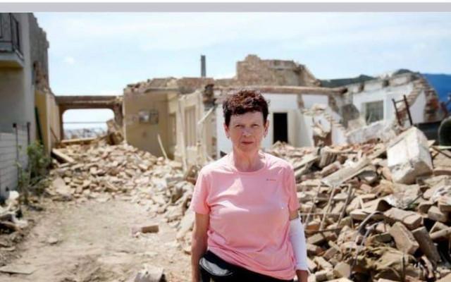 Pomohli jste Marii Strejčkové, které tornádo zničilo dům
