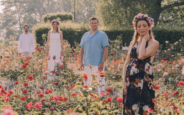 Podpořme multižánrové vokální kvarteto Bohemia Voice při jejich tvorbě #kulturažije