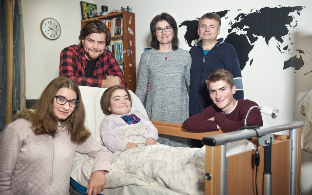 Jarušku upoutala nemoc na vozík, pomozte jí usnadnit návrat do života