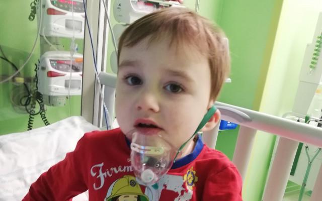 Pomohli jste Danielkovi v boji s leukemii