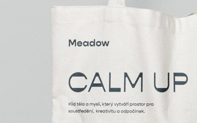 Plátěná taška Meadow
