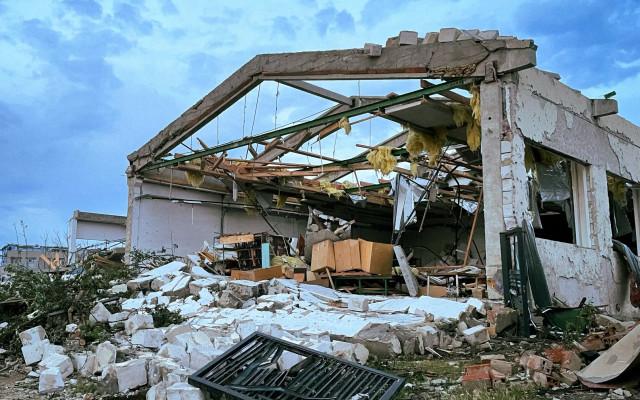 Složili jste se na opravy Integrované střední školy, kterou zasáhlo tornádo