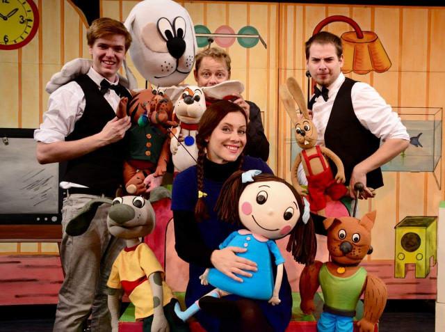 Podpořme společně dětské Divadlo D5 #kulturažije