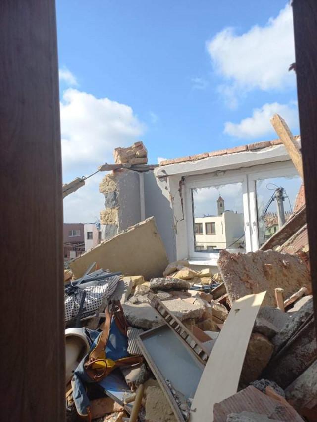 Pomoc pro zaměstnance Nemocnice Břeclav zasažené tornádem