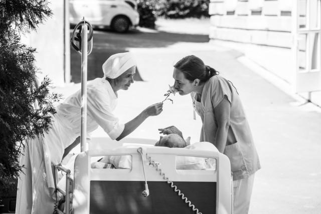 Pomohli jste nemocnici Milosrdných sester sv. Karla Boromejského