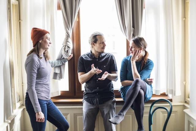 Za radost dětem jedinečný divadelní výlet do světa mateřství