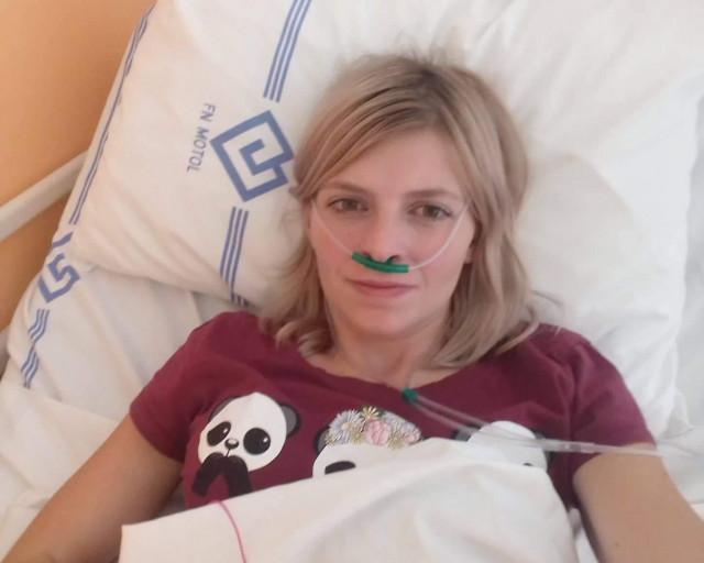 Usnadnili jsme mladé mamince Daniele život se vzácným onemocněním