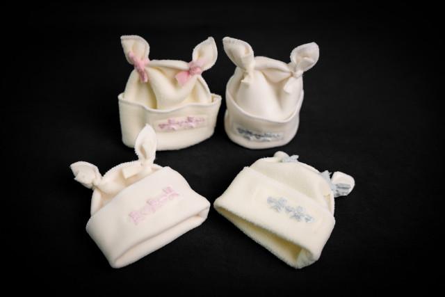 Složili jste se na čepičky pro předčasně narozená miminka
