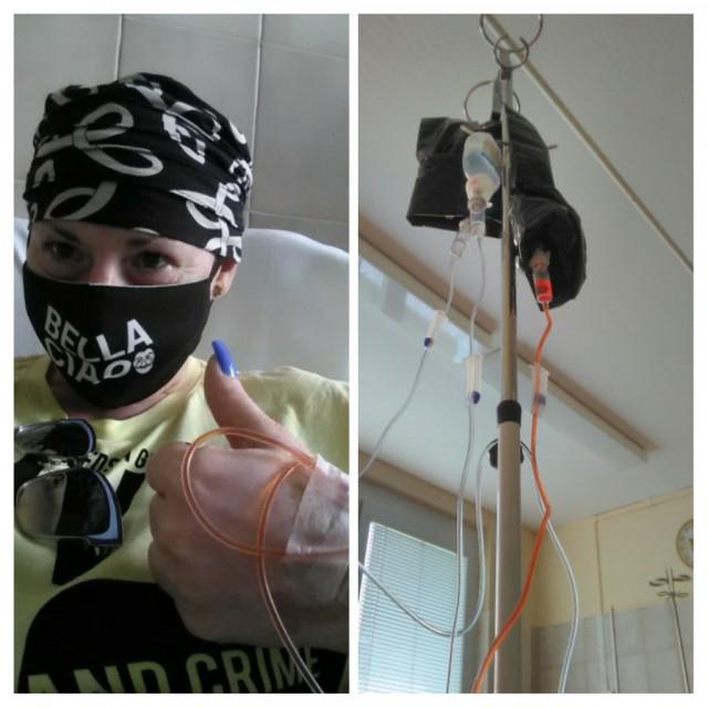 Pomohli jste Dagmar v jejím boji s rakovinou