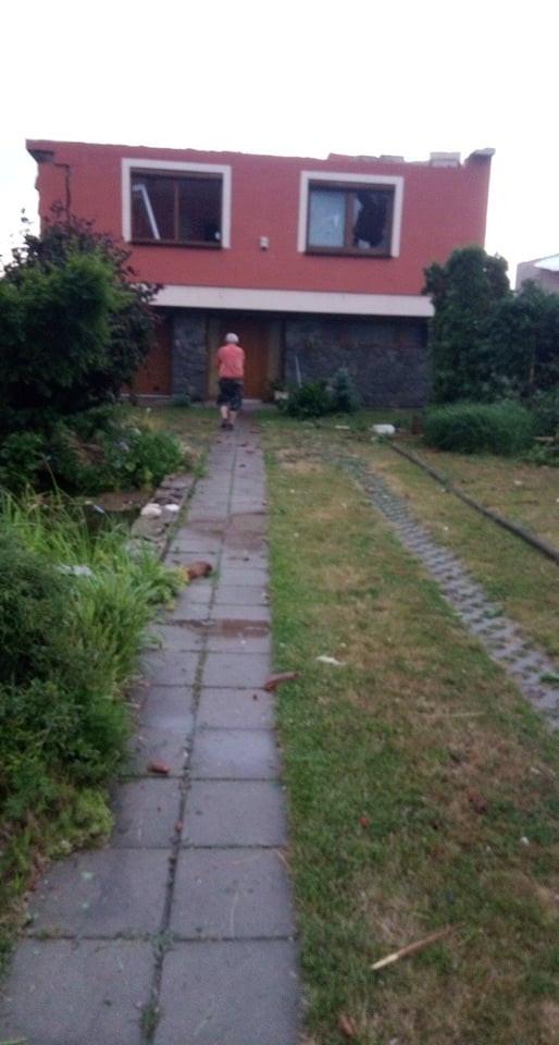 Pomohli jste rodině Jana Helešice, které zasáhlo tornádo