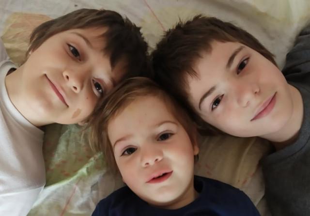 Podpořte tři maminky samoživitelky #mamasama